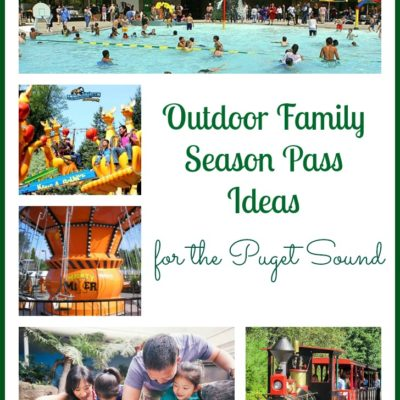 Outdoor Family Season Pass Ideas for the Puget Sound