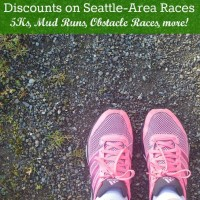 Discounts on Seattle/Tacoma Area Races (5Ks, Mud Runs, Obstacle Runs, More!)