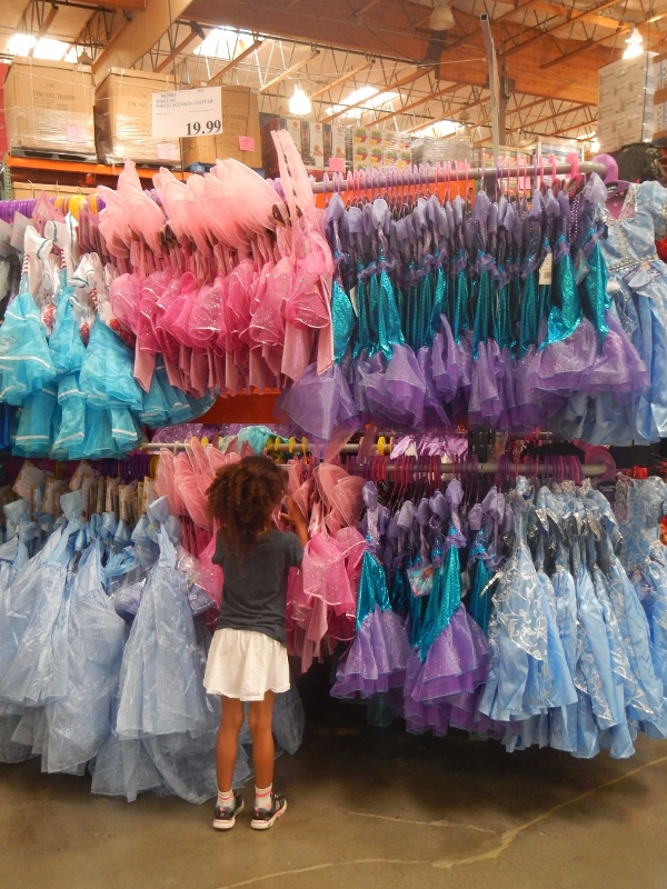 Halloween Costumes at Costco