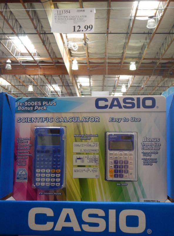 calculator at costco