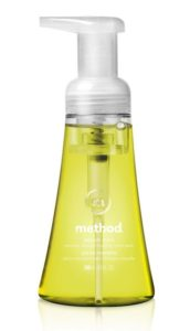 Method Foaming Hand Wash, Lemon Mint, 10 Ounce (Pack of 6)