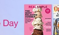 Amazon Deal of the Day: $5 Magazine Subscriptions (Real Simple, Popular Science + more)
