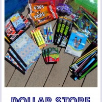 DIY Dollar Store Camping Kits for Kids!