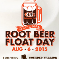 A&W: FREE Floats on National Root Beer Float Day (Aug 6th)
