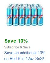 red bull coupon