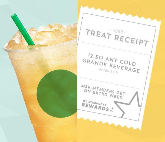 treat receipt