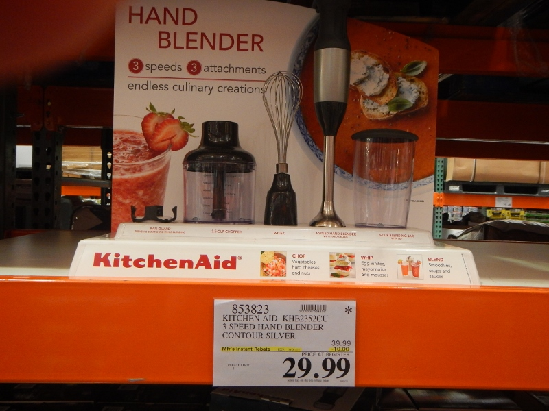 Hand Blender Costco ~ Stuff i didn t know needed…until went to costco aug