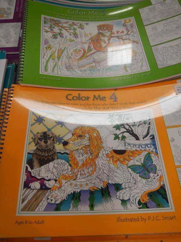 Color Me Books At Costco