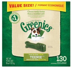 GREENIES Dental Dog Treats and Dog Chews