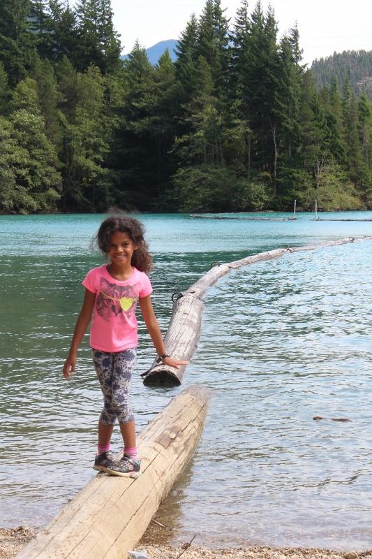 Visiting Diablo Lake