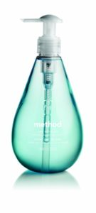 Method Gel Hand Wash, Sea Minerals, 12 Ounce (Pack of 6)