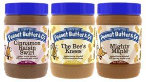 Peanut Butter & Co. Breakfast Pack, (Pack of 3)