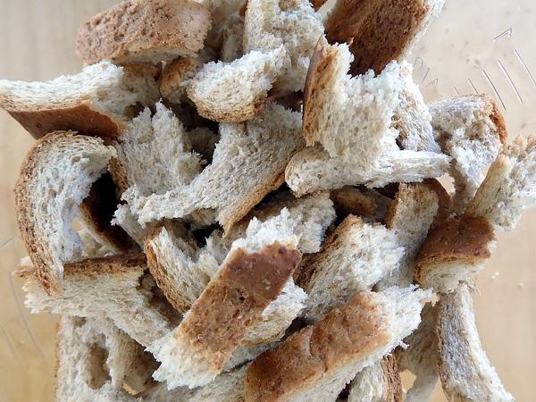 Leftover Bread Scraps