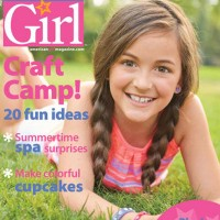 american girl magazine july august 2015