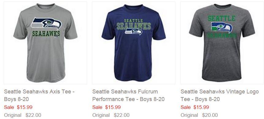 Kohl s  Boys  Seattle Seahawks Russell Wilson Jersey for  19.99! 97152a686