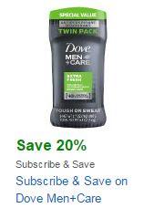 dove men+care coupon