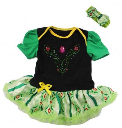 Baby Princess Coronation Costume