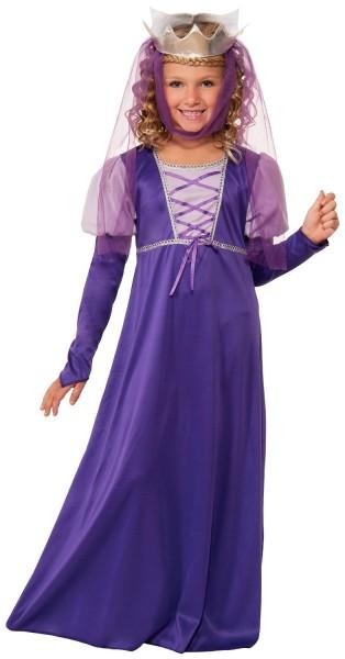Renaissance Queen costume
