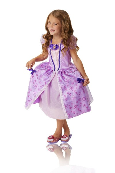 Sofia the First Royal Curtsy Dress
