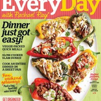 Every Day with Rachael Ray Magazine Subscription for $3.39/Year