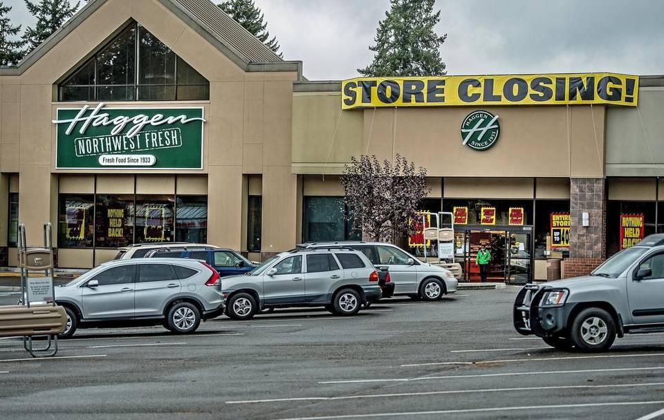 Haagen Stores Closing Result of Bankruptcy