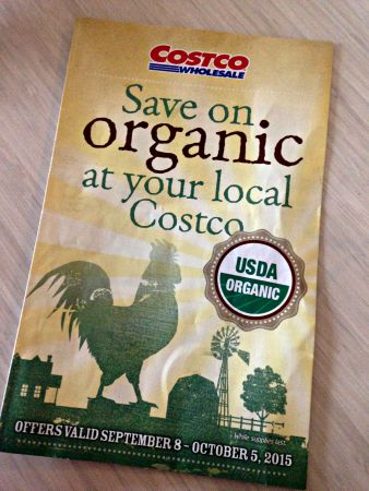 Costco Organic Coupon Booklet