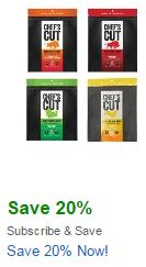 chef's cut coupon