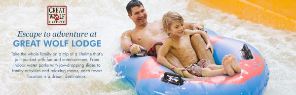great wolf lodge zulily