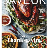 Saveur Magazine: FREE One-Year Subscription