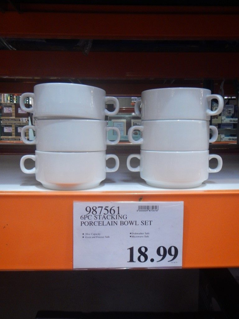 Soup Bowls at Costco