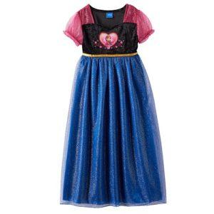 Disney's Frozen Anna Heart Dress-Up Nightgown - Girls 4-10