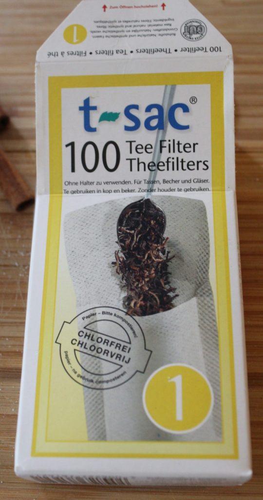 T-Sac Tee Filters
