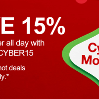 Cyber Monday Target