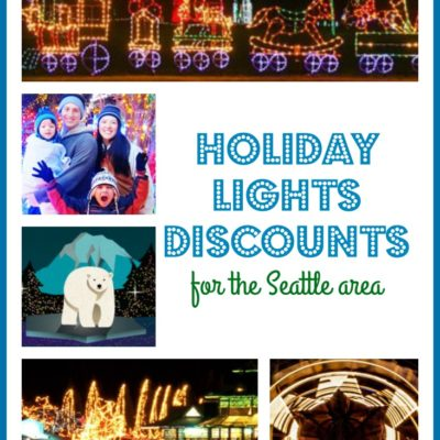 Holiday Lights Discount Tickets (Seattle Area)
