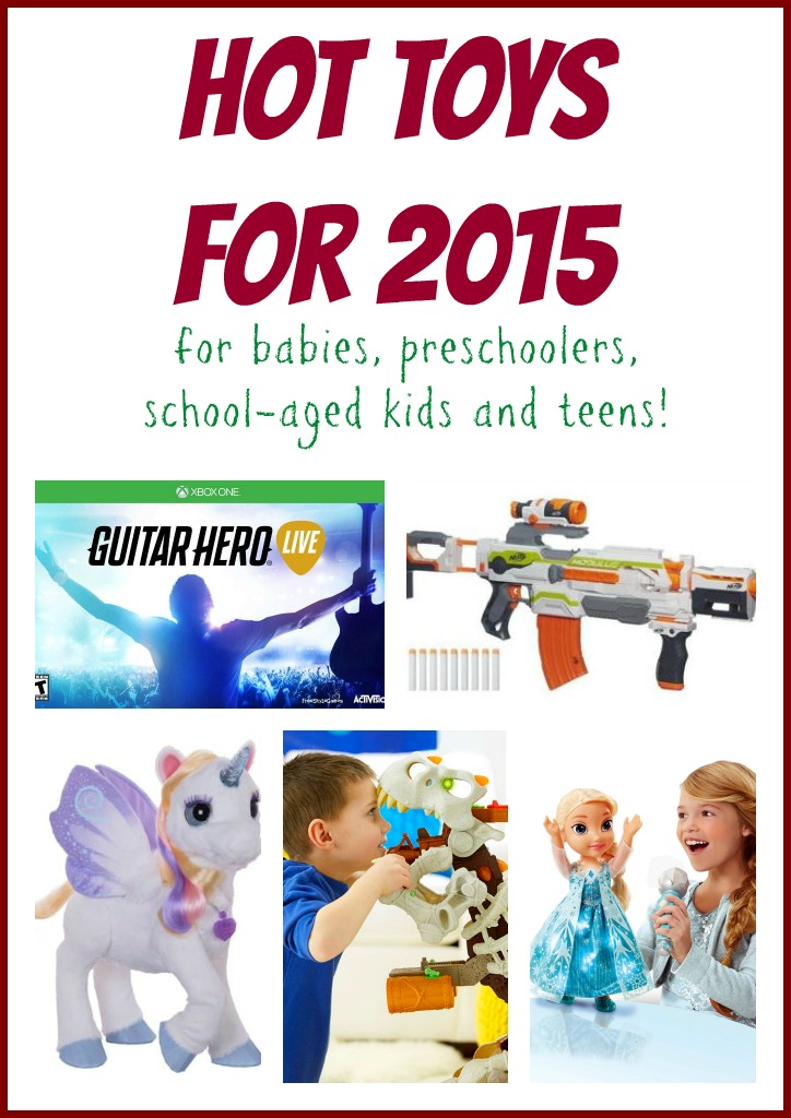 Toys For School : Hot toys for babies preschoolers school aged