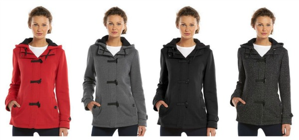 Kohl's: Women's Fleece Peacoats as low as $17.99 each after ...