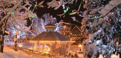 leavenworth christmas lighting festival bus tour 4499person must buy today