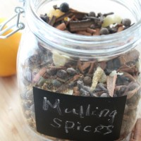 Homemade Mulling Spice Mix Recipe