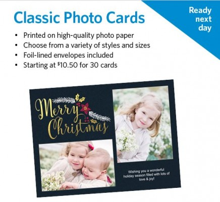 Best Holiday Card Offers + Coupon Codes