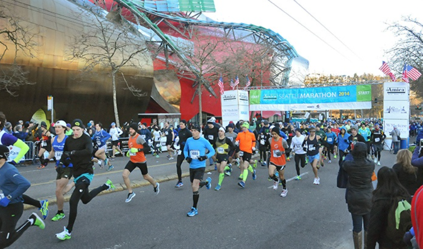 Seattle Marathon Entry