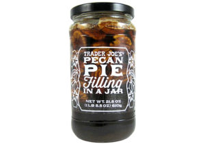 trader joe's pecan pie filling