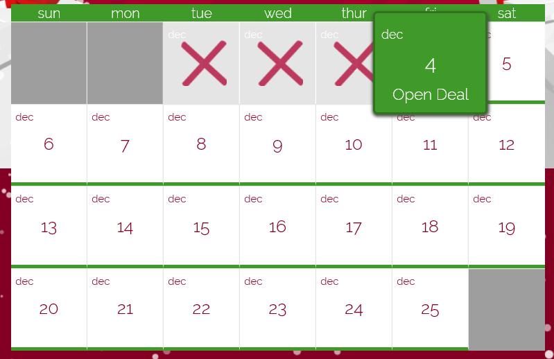 25 Merry Days