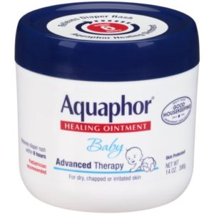 Aquaphor Baby Healing Ointment, Diaper Rash and Dry Skin Protectant, 14 Ounce - Copy