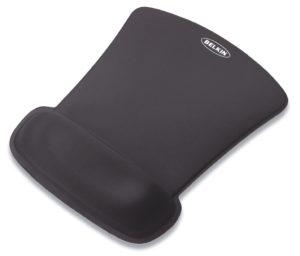 Belkin WaveRest Gel Mouse Pad (Black)