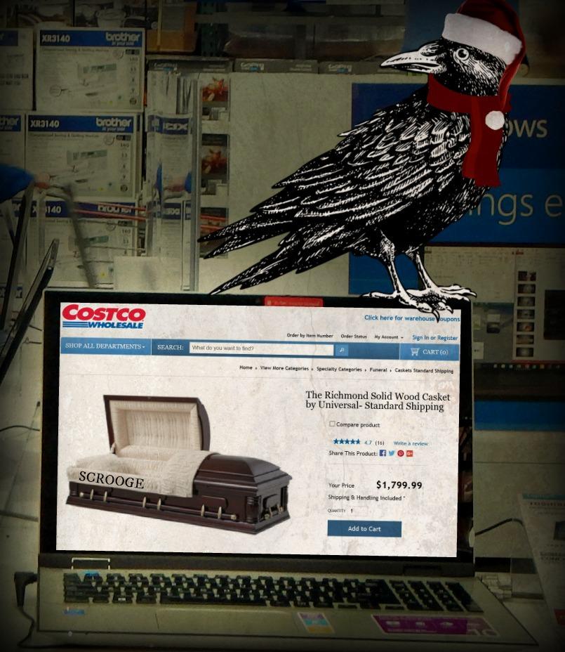 A Costco Carol: Rediscover the Joy of Costco Shopping - The