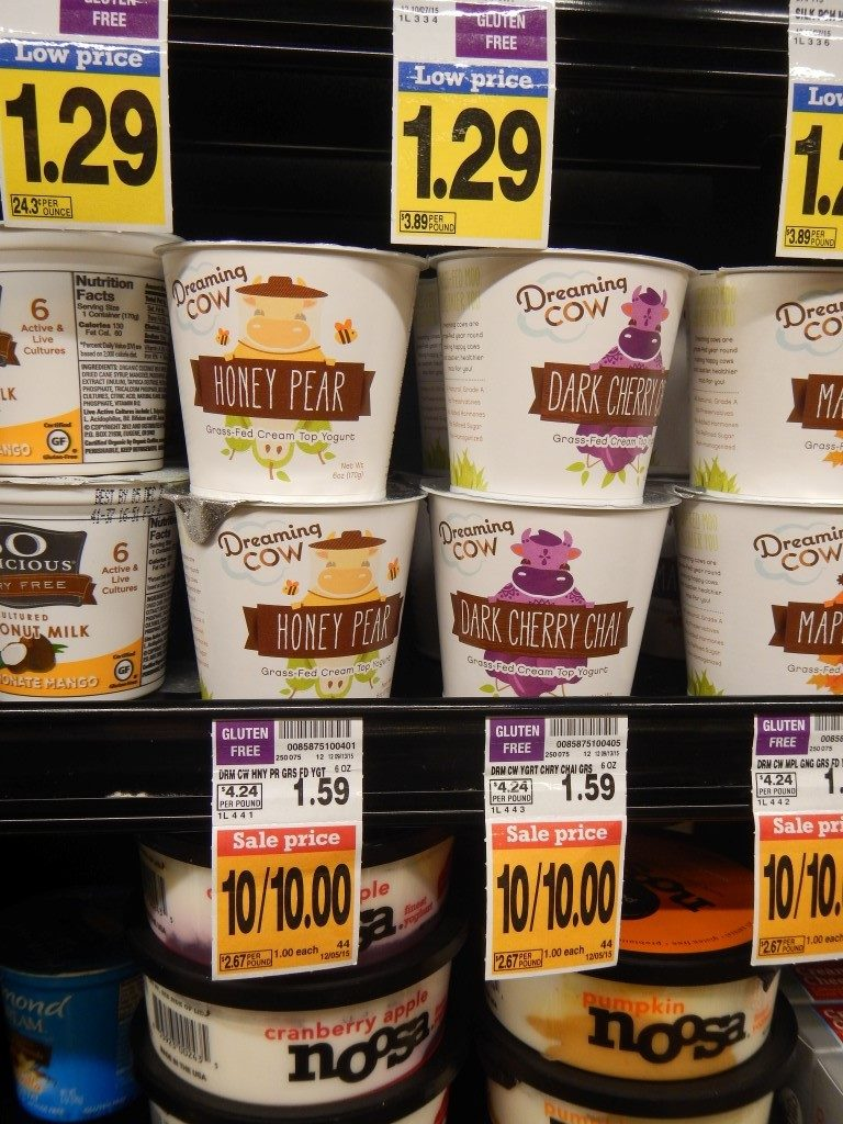 Dreaming Cow Yogurt - Fred Meyer