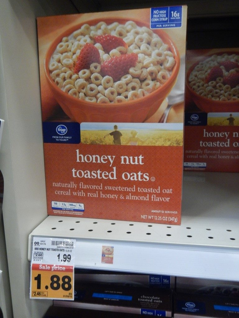 Kroger Brand Cereal - Fred Meyer