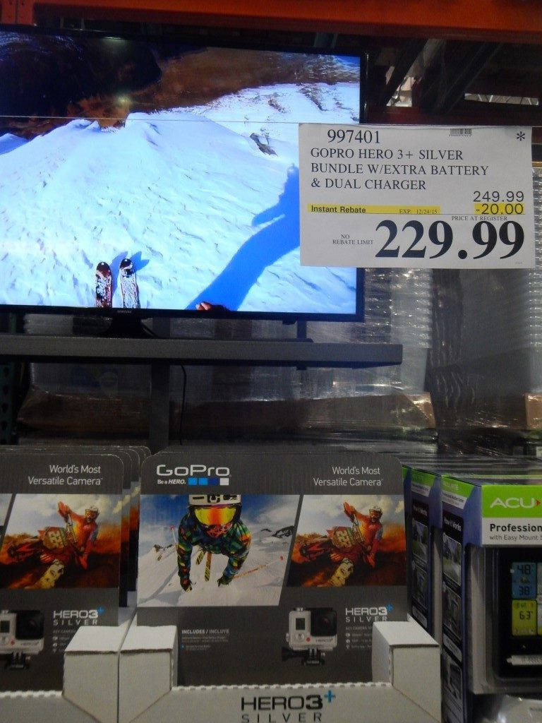 GoPro Hero at Costco