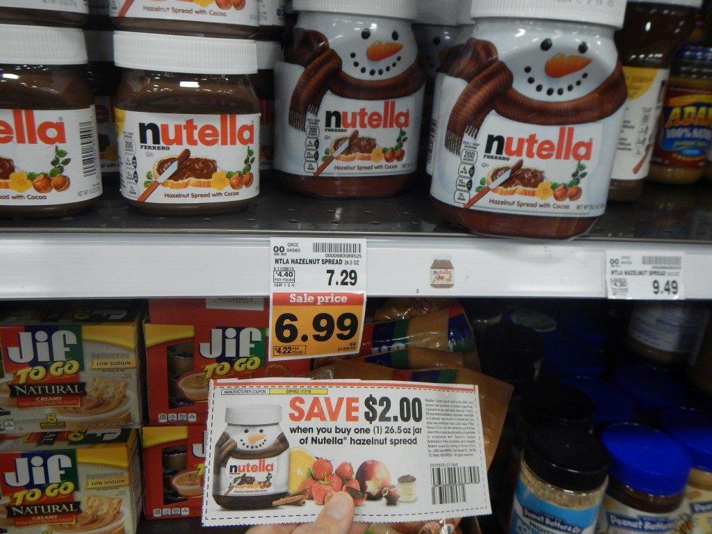 Large Nutella on Sale