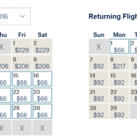 Alaska Airlines: Seattle to San Francisco $66; to Sacramento $49 (one way)